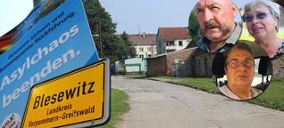 Blesewitz | Wo die AfD fast 60 Prozent geholt hat