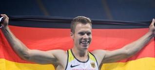 57 Medaillen und noch mehr Augenringe: Paralympics-Teilnehmer in Frankfurt gelandet