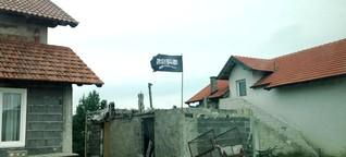 Wie der Islamische Staat in Bosnien Krieger rekrutiert - WELT