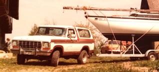 Ford Bronco Ranger XLT von 1978 | V8-Kultur