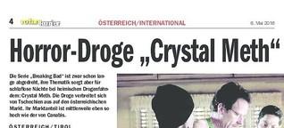 Crystal Meth erobert Triol