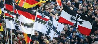 """Gewalt gegen Journalisten: """"Lügenpresse - auf die Fresse"""""""