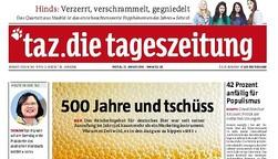 Gutes Bier braucht Streit
