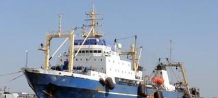 Mit neuer Technik gegen illegalen Fischfang   Afrika   DW.COM   13.10.2016
