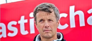 Frederik von Dänemark (48) | Prinz bricht sich Halswirbel!