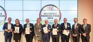Continentale erhält Fairness Award 2016
