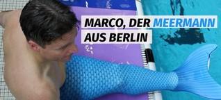 Wie ein Meermann Berliner Gewässer erobert