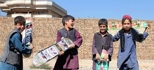 Skateboarding Is Helping Kids Stay Kids A Little Longer In Afghanistan