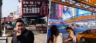 Verletzliches China: Riesenreich der Widersprüche
