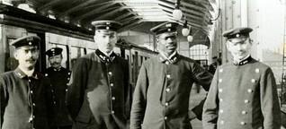 Vom Forschungsobjekt zum Zugführer