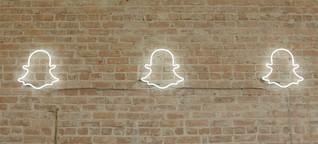Snapchat: Ein Plädoyer für nachhaltiges Storytelling trotz Ablaufdatum - medienrot