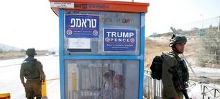 Wie Israel auf die US-Wahl blickt