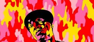 Im Gespräch: Grandmaster Flash: Dürfen Ihre Kinder Hiphop hören, Mister Saddler?