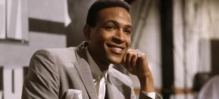 Tödliches Comeback: Marvin Gaye war Gottes Werk und Vaters Opfer - WELT