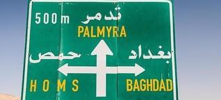 Syrien: Palmyra. Datteln für die Königin der Wüste