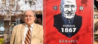 Bursa: Luxus-Döner. Eine Portion Kultur bitte!