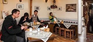 Safranbolu: Das leckerste Wohnzimmer