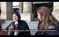 آراء بعض الناس في مدينة شتوتغارت حول... - SWR news for refugees | Facebook