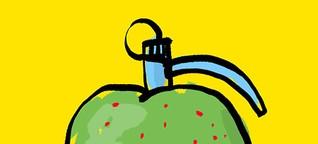TONIC - Eine Bombe, groß wie ein Apfel