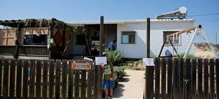 Illegale Siedlung im Westjordanland: Warten auf die Räumung