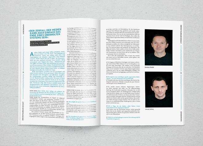 Interview mit András Pethő und Gergő Sáling (direkt36.hu)