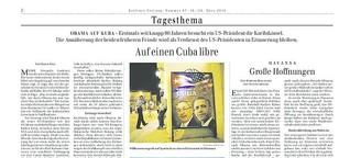 Havanna: Große Hoffnungen