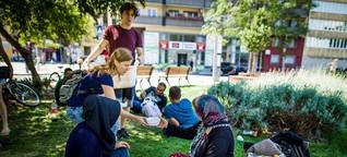 Butterbrote für die Flüchtlinge | Renovabis