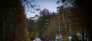 Die Solitude-Allee: Stammheim, Staus und Oettinger