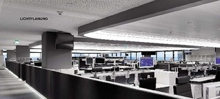 Integrated Operations Control Center Lufthansa