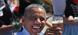 Acht Jahre Präsident Barack Obama - Ein Rückblick
