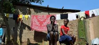 Bilder aus Ruanda: Von Trauer, Aufbauhilfe und einer Vision