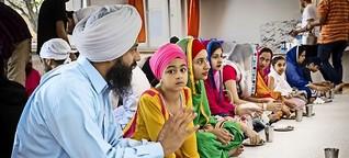 Sikh-Gemeinde in Stuttgart: Das Tor zur Weisheit