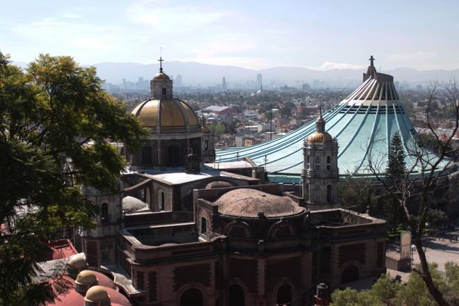 Mexiko feiert die größte Marien-Wallfahrt der Welt