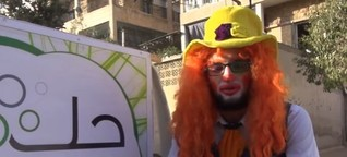 Syrien - Der letzte Clown von Aleppo ist tot