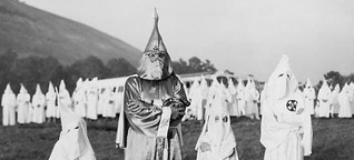 Vom Ku Klux Klan bis zu Alt-right - Rechtsextreme in den USA