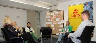 Barcamp Glück Organisation und Moderation