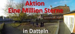#EineMillionSterne in Datteln