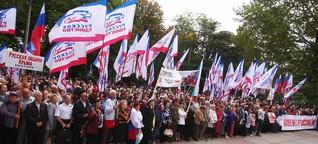 Provinz in der Ukraine: Der nächste Trouble Spot