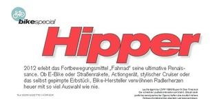 Hipper treten