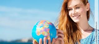 Eine große Herausforderung - Auslandsstudium mit Kind * Hallo Frau