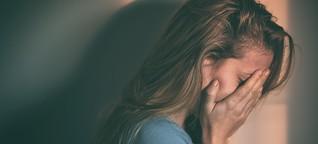 Trauer kann so tiefgehend sein, dass sie Spuren im Gehirn hinterlässt