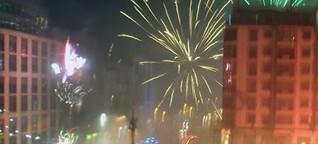Silvester Feuerwerk Plaetze Muenchen