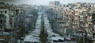 Haltung zu Aleppo: Mit zweierlei Maß