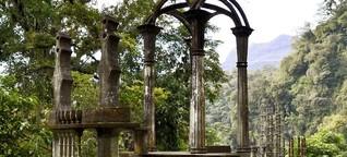 Dschungelstadt Las Pozas: Edward im Wunderland