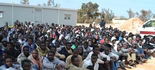 Migration : La Libye se sent seule