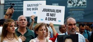 Türkei: Ausgeliefert