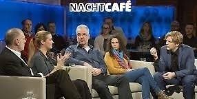 """SWR-Nachtcafé: """"Keine Angst! Menschen mit Courage für eine offene und freie Gesellschaft"""""""