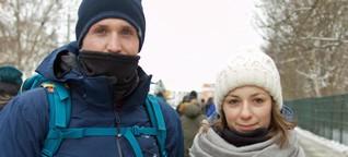 Warum junge Menschen von Berlin nach Aleppo laufen