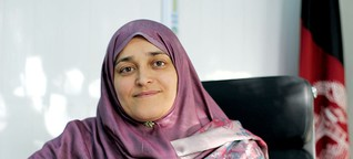 Thanks to this Afghan woman, 6,000 imams have taken gender-sensitivity training