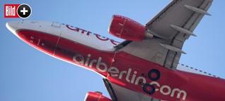 Der große Check | Was gerade alles bei Air Berlin schief läuft - und warum